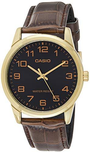 CASIO Reloj de Pulsera MTP-V001GL-1