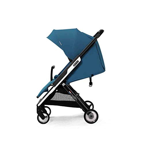Great Price! Queen Boutiques Stroller Foldable Baby Stroller Large Storage Space Wheel Suspension 5-...