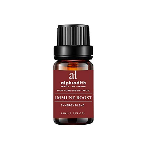 Immune Boost Essential Oil Synergy Blend for Skin Care 100%...