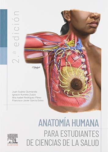 Anatomía humana para estudiantes de ciencias de la salud, 2e