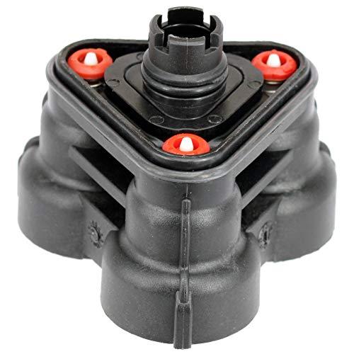 Spares2go Zylinderkopf mit Kolbendichtungen für Kärcher K2 K3 K4 Hochdruckreiniger