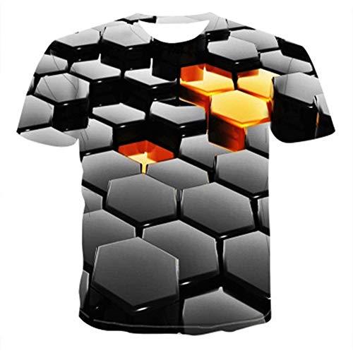 SSBZYES Camisetas De Talla Grande para Hombre Camisetas De Manga Corta para Hombre Camisetas Estampadas para Hombre Jerseys De Manga Corta para Hombre Tops Sueltos Casuales para Hombre