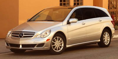 2007 Mercedes-Benz R350 3.5L, 4MATIC 4-Door ...