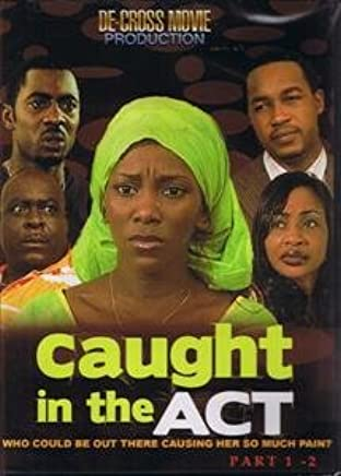 Amazon Com Caught In The Act Part 1 2 Genevie Nnaji Nonso Diobi