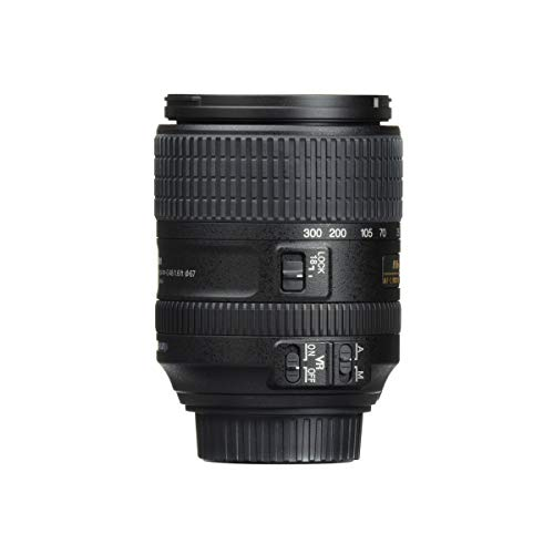 Nikon Nikkor AF-S DX 18-300 mm f:3.5-6.3...