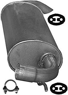 fits 207D 208D 209D 210D 307D 308D 309D 310D 410D 2.4 D 2.3 D 3.0 D 2.9 D 1988-1991 ETS-EXHAUST 967 Exhaust Front Pipe