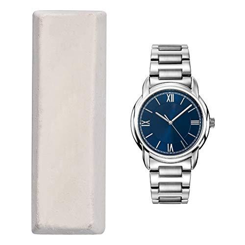 Polijstwas, horloge-krasreparatie-verwijderaar Kijk sieraden Polijstwas Polijstblok slijpen Polijstwas voor metaalpolijsten.