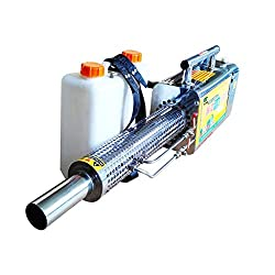 XLOO Sprayer Agricultural, Pulse Jet Thermal Fogger,360 ° Spray in All Directions, 700? in 7-8 Minutes,for Herbicides, Fertilizers, Mild Cleaning Solutions and Bleach