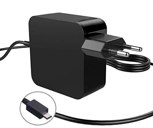 LIVEIMPEX GLOBAL Netzteil Notebook Ladegerät für ASUS E200 E200H E200HA E202S E202SA E205SA Laptop Ladekabel Strom Kabel