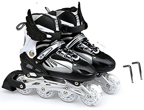 Roller Patins rouleaux rouleaux skates skates pour enfants Skates pour enfants 7 16 garçons rouleaux patins chaussures filles chaussures...