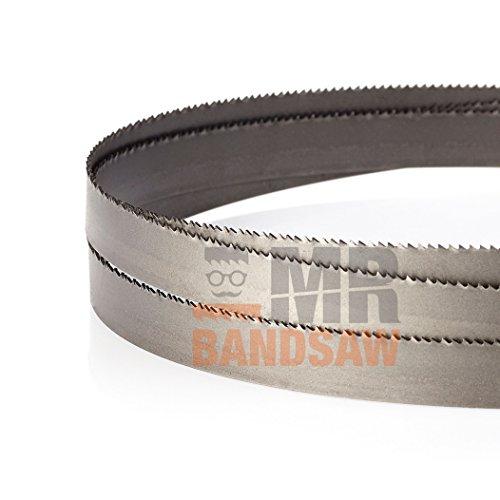 1435 x 13 x 0.65mm x 10/14 TPI Metallsägeband Bi-Metall M42