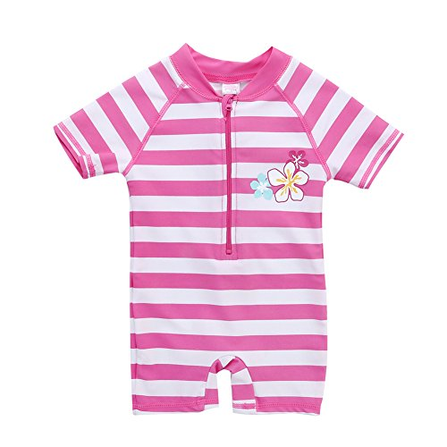 Baby Girls' One Piece Swimsuits
