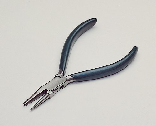 Value Series Bending Plier, Round/concave Bending Pliers, 5 Inches | PLR-495.45