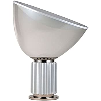 FLOS - Lampada da tavolo Flos Taccia LED - Argento