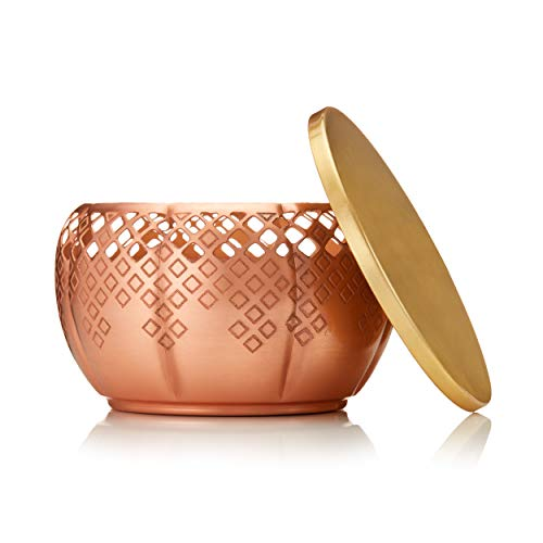 Thymes Copper Candle - 9 Oz - Heirlum Pumpkin