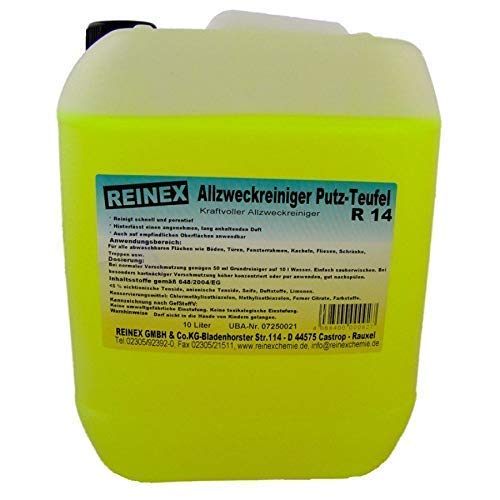 """Allzweckreiniger Citro""""Putzteufel"""" REINEX (10 Liter)"""