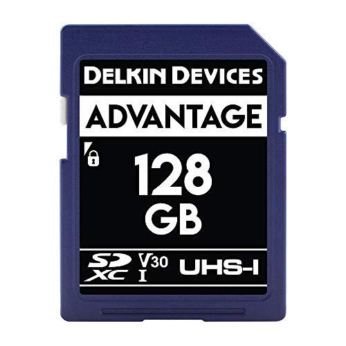 Delkin Devices 128GB Advantage SDXC...