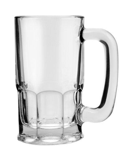 Anchor Hocking 20-oz Beer Mug, Clear, Set of 6