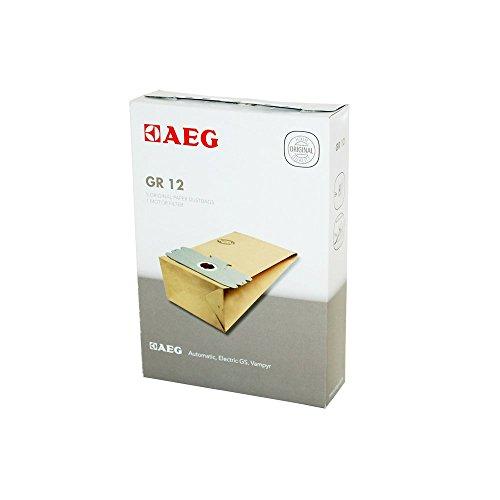 Electrolux 8996689012533 Lot de 5 sacs en papier pour aspirateur