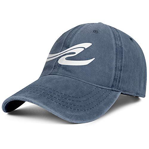 Vintage Washed Cap Sea-Ray-Logo-SRW- Blue Pattern Unisex Trucker Adjustable Hat