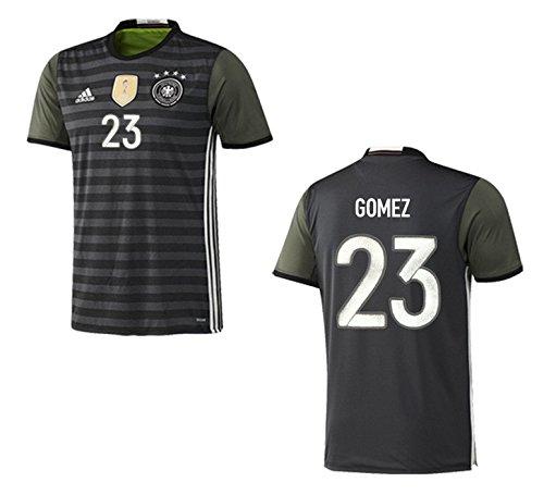 adidas–Camiseta de la selección alemana A y camiseta, Gomez 23