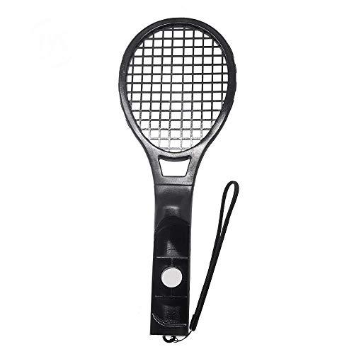 OSTENT 2 unidades de suporte para controle de raquete de tênis para Nintendo Switch Joy-con