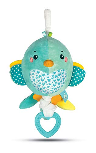 Clementoni Clementoni-17269-Baby for You-Soft Bird, Carillon, Multicolore, 17269