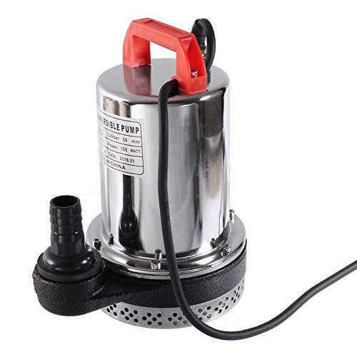 Hochleistungs Tauchpumpe in 12V oder 24V auswählbar bis 10000l/h (12V)