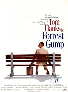 Forrest Gump Movie Poster 24in x36in