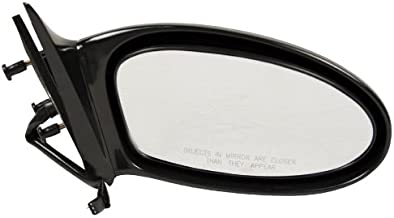 OE Replacement Pontiac Grand Passenger Side Mirror Outside Rear View (Partslink Number GM1321257)