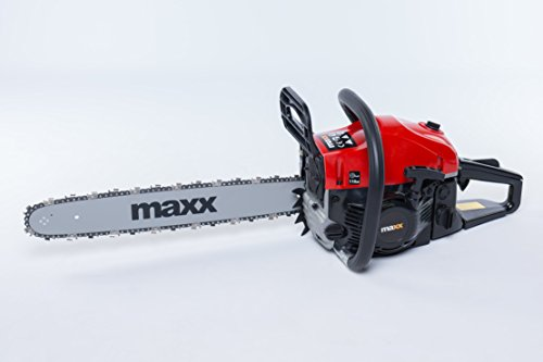 puissant Chainsaw Maxx Gasoline – 52cc – Sword Length 50cm