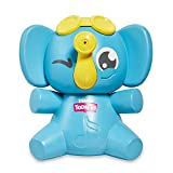 Toomies Tomy Sing & Squirt Elephant Bath Toy - Trumpets, Sings and Squirts Water