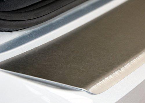 WGS Ladekantenschutz Stoßstangenschutz Lackschutz mit ABKANTUNG aus AluNox® (1325-502)