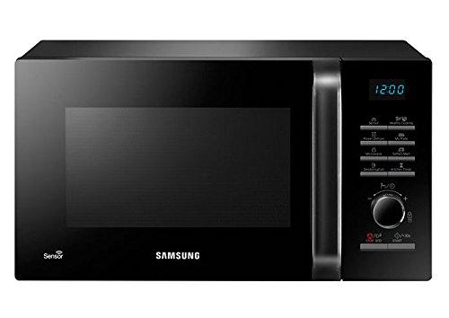 bon comparatif Samsung MS23H3125FK Four à micro-ondes 23L 800W Affichage numérique à bouton noir un avis de 2021