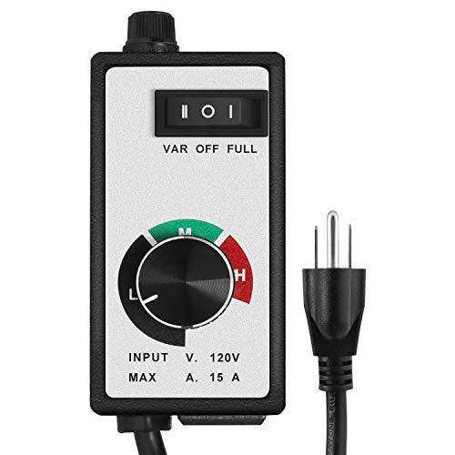 VIVOSUN Variable Vent Fan Speed Adjuster Inline Duct Fan Speed Controller