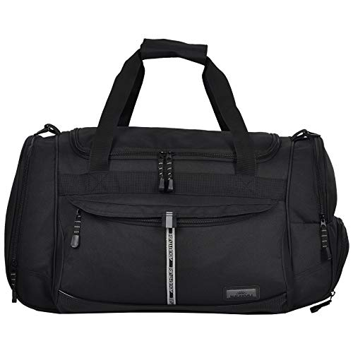 Sporttasche Keanu ADVENTURE Damen Herren ** Viele Fächer z.B. Schuhfach, Seitentaschen, Vordertasche ** 45 Liter Fitness Tasche Sport Sauna Tasche Reisetasche Handgepäck