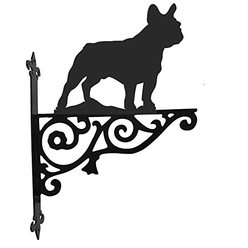 Steel Images Französische Bulldogge Ornament Hänger