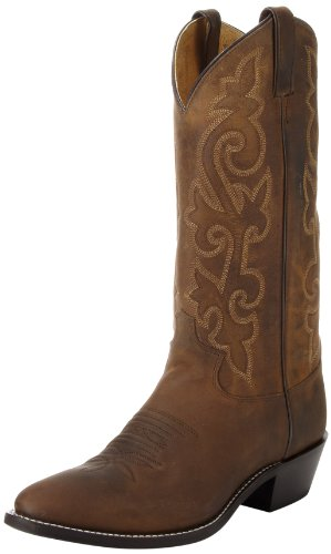 Justin Boots Men's Classic Western, Bay Apache, 9.5 D US
