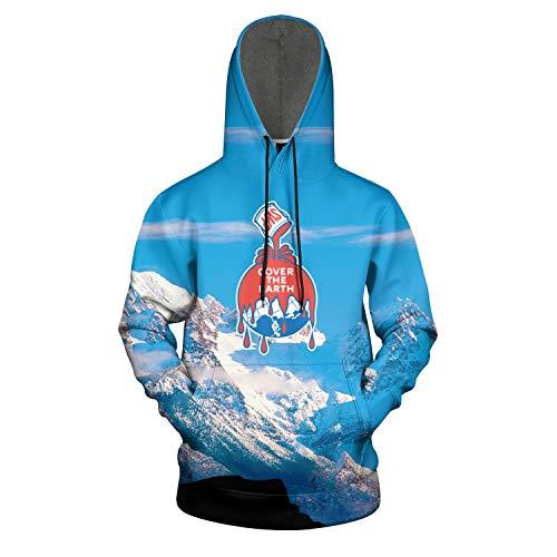 Pullover Hoodie Sherwin-Williams- Sweatshirts Soft Hoodies for Mens
