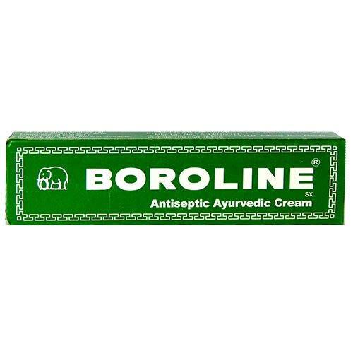 Boroline Antiseptic Ayurvedic Cream 20g (Pack of 2) by Boroline(Ship from India)