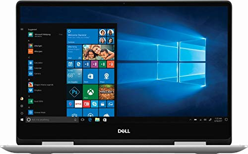 "Dell Inspiron 13 2-in-1 7386-13.3"" FHD Touch - i5-8265U - 8GB - 256GB SSD - Silver"