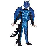 amscan Boys Deadly Dragon Costume - X-Large (14-16), Multicolor