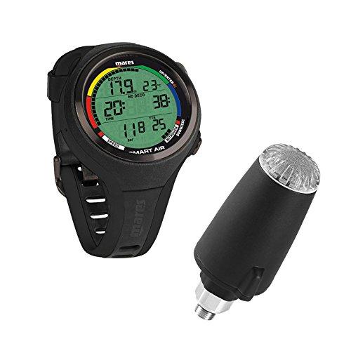 Mares Smart Air Incluye LED emisor–Reloj–Ordenador de Buceo