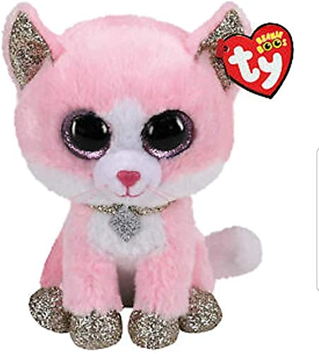 Ty Beanie Boos Amaya - Cat (Claire's Exclusive)