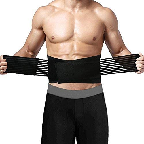 Back Brace Waist Support Protector S Max 82% OFF - Lumbar We2U Safety and trust Weightlifting