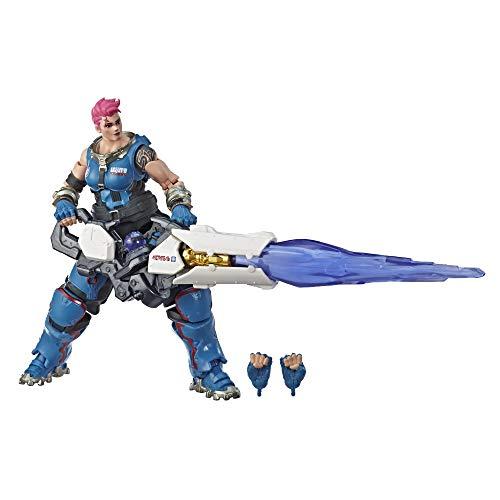 Hasbro Overwatch Ultimates Series 6 inch Action Figure   Zarya