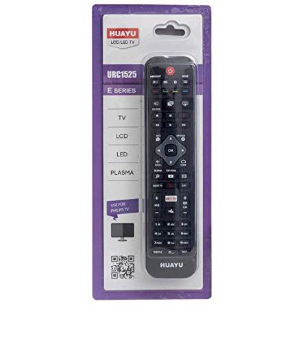 TV Fernbedienung - Funktioniert mit Allen Philips TV/Smart TV - die ideale TV-Ersatzfernbedienung