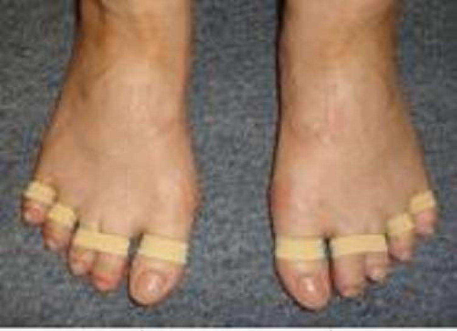マスタード過激派液体足ゆびバランスパッド(第1趾親指用)85