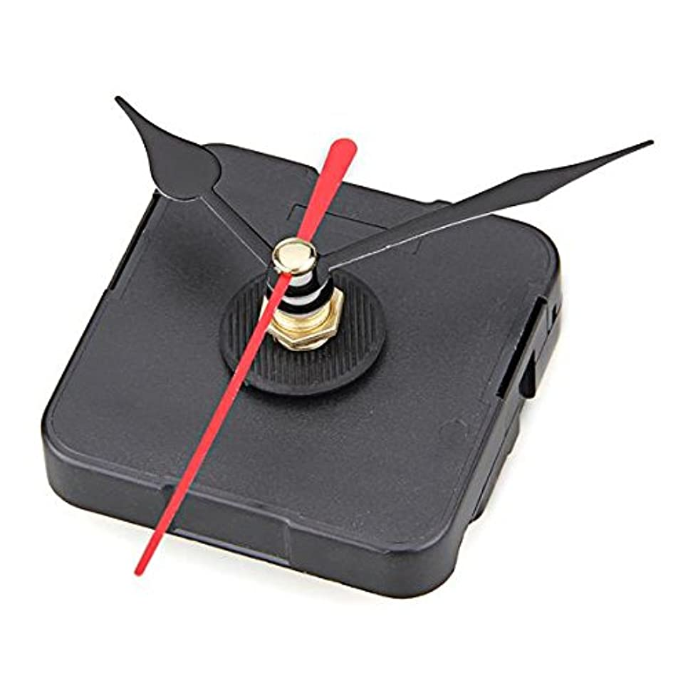 オリエント素晴らしいです副Ecloud Shop 黒時分レッドセカンドハンドDIYパーツセット付き時計ムーブメント機構