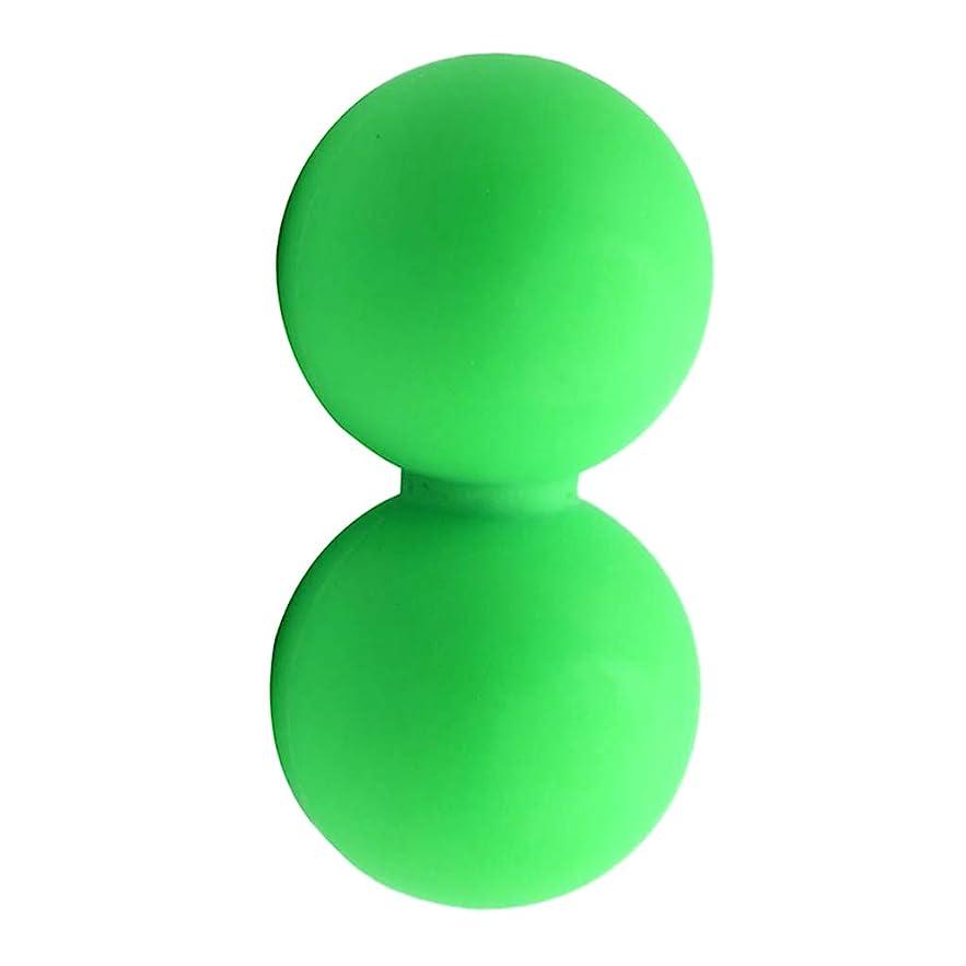 反論者支店決めますFLAMEER マッサージボール グリーン スポーツケア 運動 痛み緩和